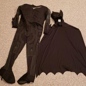Deluxe Batman costume with cape
